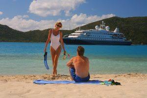 Kreuzfahrt mit Badeurlaub